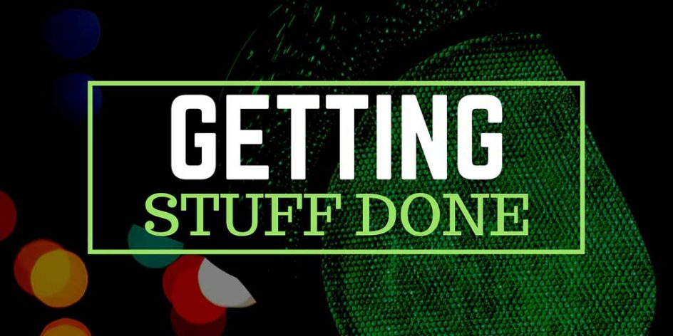 Content Marketing - Getting Stuff Done