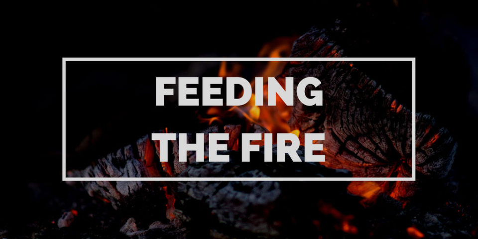 Content Creation - Feeding The Fire