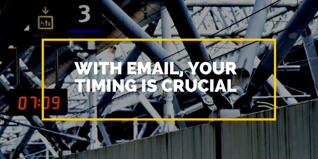 Timing Your Emails To Perfection
