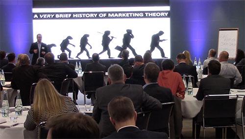 European Marketing Keynote Speaker
