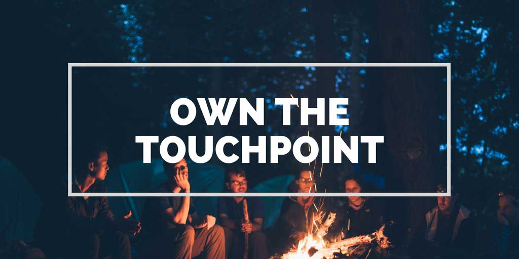 Own The Touchpoint - Customer Communications Ecommerce
