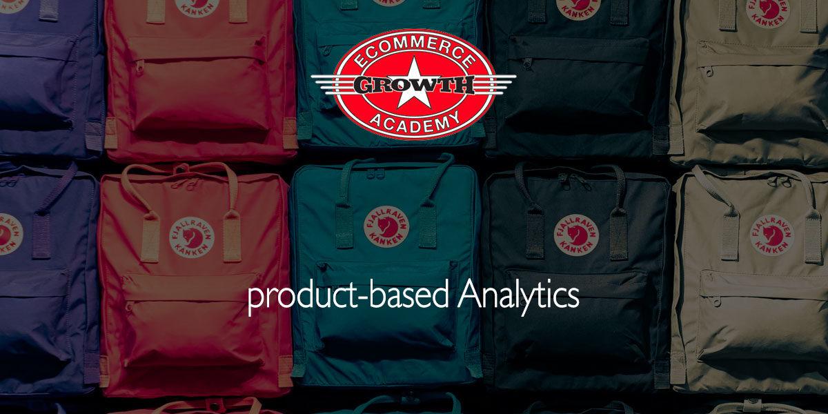 Product Based Google Analytics